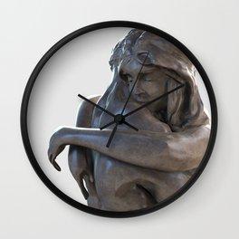 PYGMALION & GALATEA Wall Clock