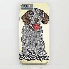 Dog Style iPhone 6s Slim Case