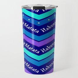 Hakuna Matata Travel Mug