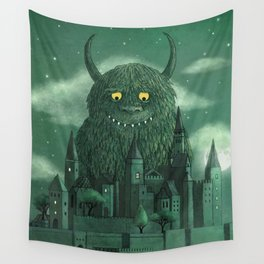 Age of the Giants Wall Tapestry