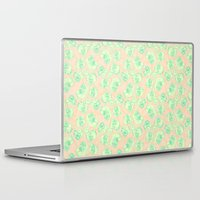 cameras Laptop & iPad Skins featuring cameras + chains by faiiint
