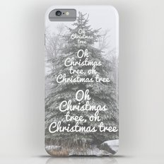 Oh Christmas Tree!  iPhone 6 Plus Slim Case