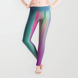 Beautiful Mermaid Colors Leggings