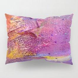 Textural Vibrance Pillow Sham