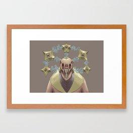 Munster Framed Art Print