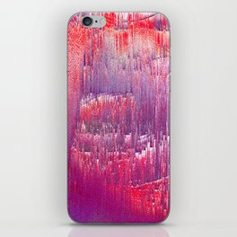 drip iPhone Skin