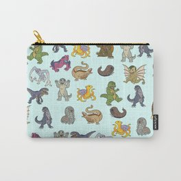 Kaiju Babies Carry-All Pouch