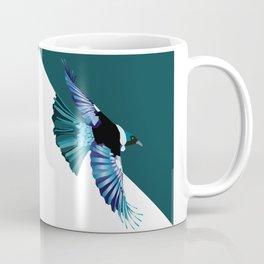 New Zealand Birds - The Tui Coffee Mug