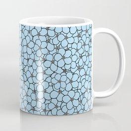 Forget Me Knot Sky Blue Coffee Mug