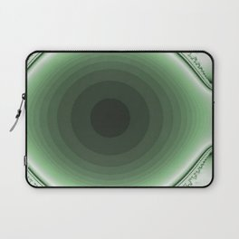 green and magic Laptop Sleeve