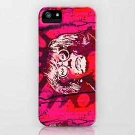 Pop-Art KING - Quote iPhone Case