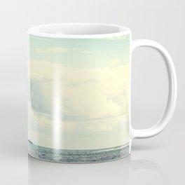 Amble Pier Lighthouse Coffee Mug