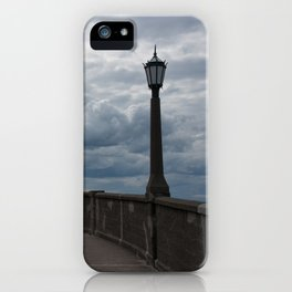 The Vista House Lamps iPhone Case