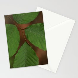 Four Leaves Stationery Cards