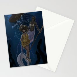 Middle Passage Stationery Cards