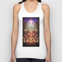 stargate Tank Tops featuring Powerslave 2020 by Andre Villanueva