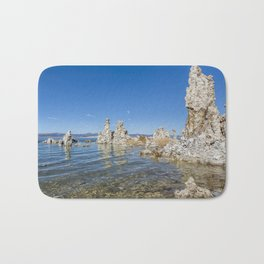 Mono Lake Tufa, No. 1 Bath Mat