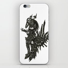 Staggart iPhone Skin