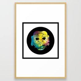 Demon Framed Art Print