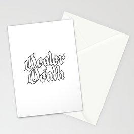 Dealer of Death Stationery Cards