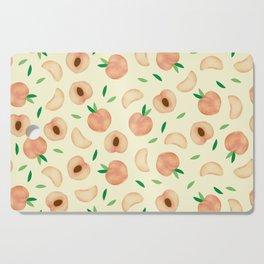 peach Cutting Board
