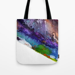 Devil and the Deep Blue Sea Tote Bag