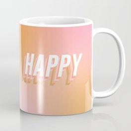 Choose Happy! - Peachy #positivity Coffee Mug