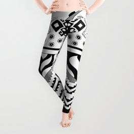 Floral Stormtrooper Leggings
