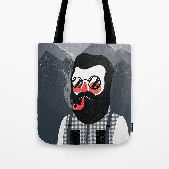 Mountaineer Tote Bag
