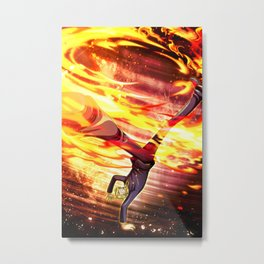 Sanji - One Piece Metal Print