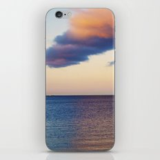 Approaching Clouds iPhone & iPod Skin