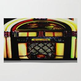 Wurlitzer Jukebox  Rug
