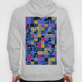 RAND PATTERNS #156: Procedural Art Hoody