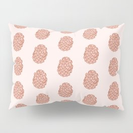 Woody Cone Pattern Pillow Sham