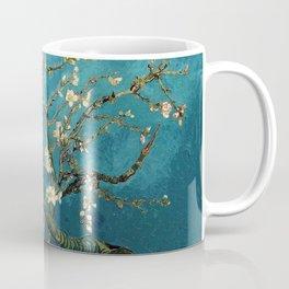 Blossoming Almond Trees, Vincent van Gogh. Famous vintage fine art. Coffee Mug