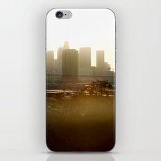 LA sunshine iPhone & iPod Skin