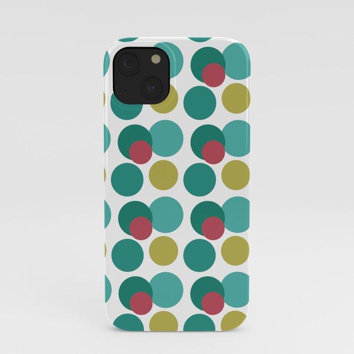 Capitales iPhone Case
