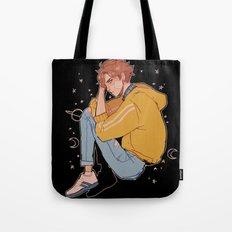 space oikawa Tote Bag