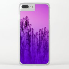 Cactus UltraViolet Clear iPhone Case