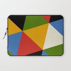 Triangle Pattern Laptop Sleeve