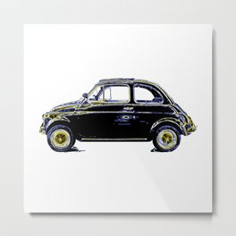 dream car luna Metal Print