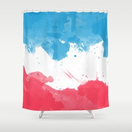 Love of France Shower Curtain