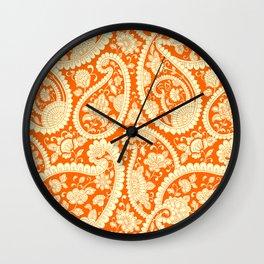 Seamless Art - 6 Wall Clock