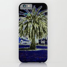 Magic night with Palm tree Slim Case iPhone 6s