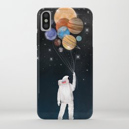 balloon universe iPhone Case