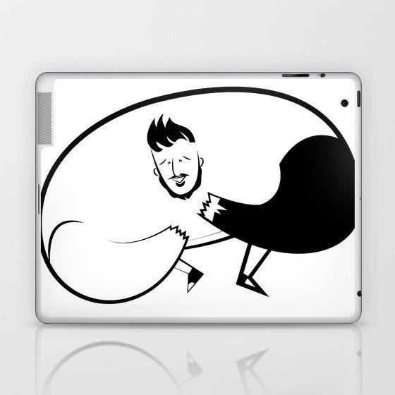 DOW Laptop & iPad Skin