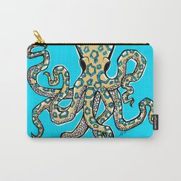 Blue Ringed Octopus II Carry-All Pouch