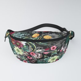 Summer Botanical Garden XII Fanny Pack