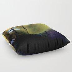 Fleurs des champs colors urban fashion culture Jacob's 1968 Paris Agency Floor Pillow