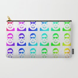 Rainbow Notorious RBG Carry-All Pouch